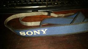 Alça Filmadora Sony 112 Cm R$ 29,00