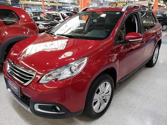 Peugeot 2008 Allure 1.6 Flex Com 57 Mil Quilômetros