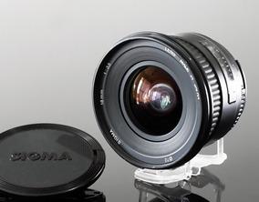 Lente Auto-foco Nikon\ Sigma Af 18mm F3.5 Fullframe Nikon