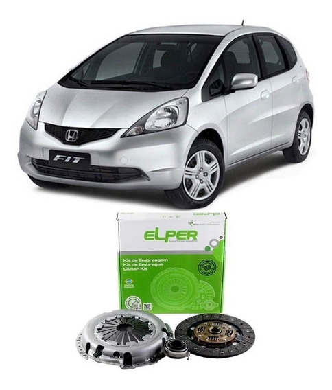 Embreagem Honda Fit 1.4 16v Flex 2010