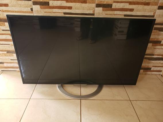 Tv Sony Kdl-47w805a Com Defeito (para Retirada De Peças)