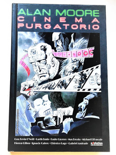 Cinema Purgatorio 1 - Alan Moore - Garth Ennis - Panini