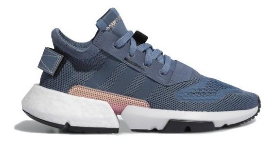 Tenis adidas Originals Pod-s 3.1 - Azul Acero - Junior