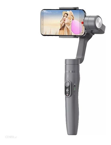 Estabilizador De Imagem P/ Celular Feiyutech Vimble 2 Youtuber Vlog Fotos Videos 3 Eixos Extensor 18cm 250g Bluetooth