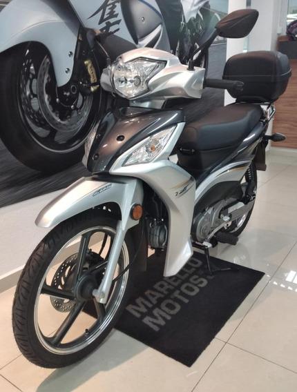 Haojue Nex 115 2020/2021 0 Km Até 75km/l Com 1l De Gasolina