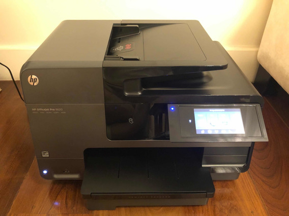 Impressora Hp Officejet Pro 8620 Seminovo (599 Impressões)