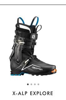 zapatos ski salomon chile precios