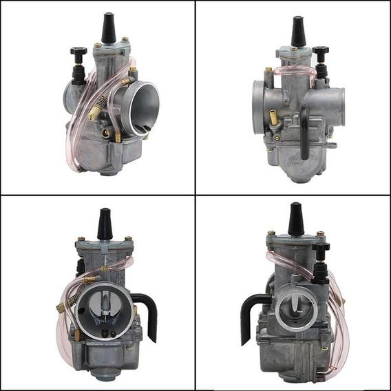 Carburador Koso Pwk 32m 34mm Competição Guilhotina