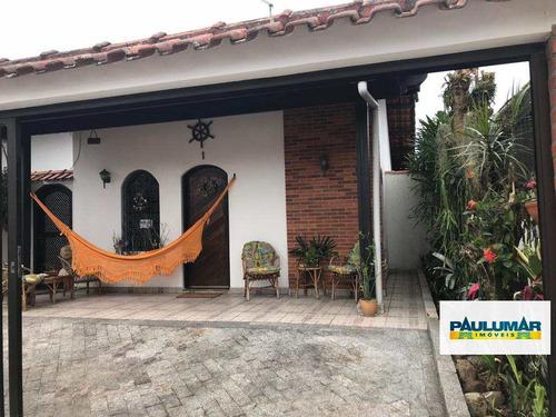 Casa Com 2 Dorms, Jardim Imperador, Praia Grande - R$ 350 Mil, Cod: 588900 - V588900