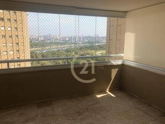 Apartamento Com 4 Dormitórios Para Alugar, 264 M² Por R$ 22.000/mês - Pinheiros - São Paulo/sp - Ap17929
