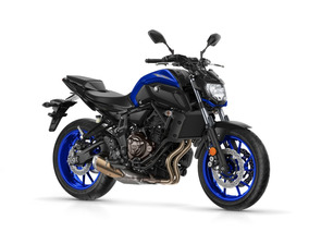 Yamaha Mt-07a 2018 Race Blue
