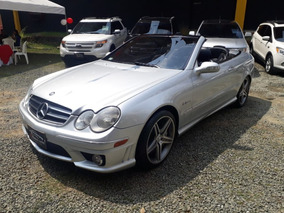 Mercedes Benz Clk 63 2007, Tp 6.2