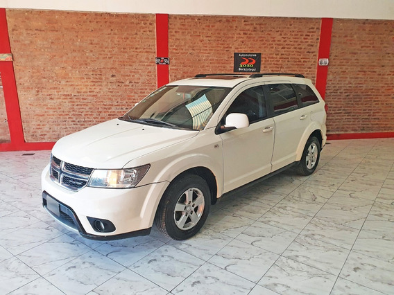Dodge Journey 2.4 Sxt Techo 3filas