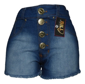 12 Short Jeans Com E Sem Lycra Hotpant Com Preço De Atacado