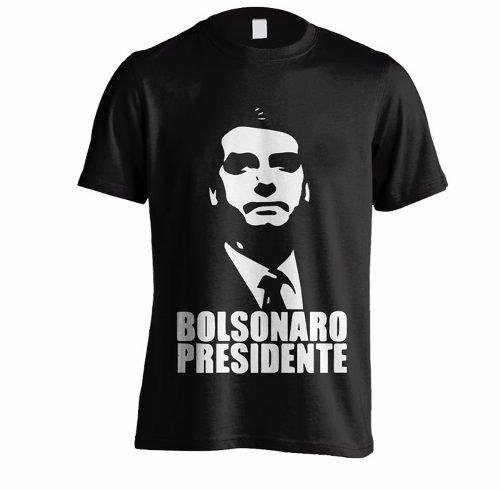 Kit 10 Camisas Jair Bolsonaro Presidente, Campos Dos Goytaca
