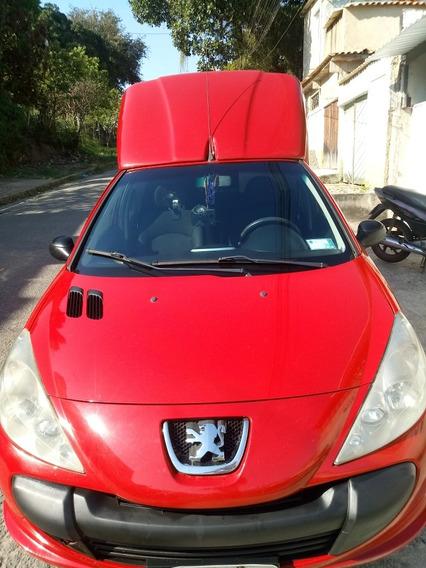 Peugeot Hoggar 1.4 Active Flex 2p 2014