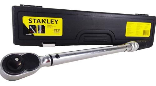 Torquímetro De Estalo Stanley 1/2 Pol 40-200nm