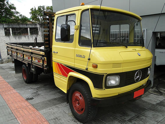 Mercedes-benz Mb 608