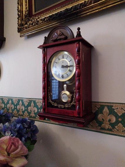 Reloj De Péndulo Polaris Estilo Clásico