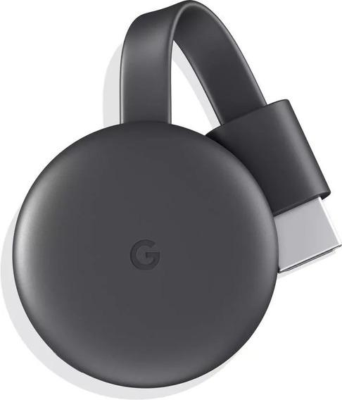 Google Chromecast 3 - 1080p Hdmi Wi-fi Smarrt Tv Original
