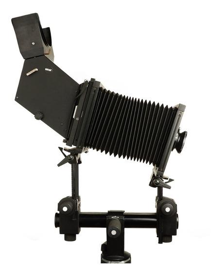 Câmera 4x5 Sinar F2 Com Diversos Acessórios - Ótimo Estado