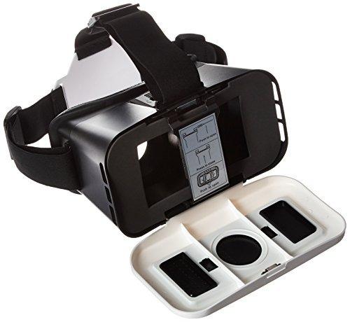 Habor 3d Vr Virtual Video Headset Gafas De Realidad Virtual