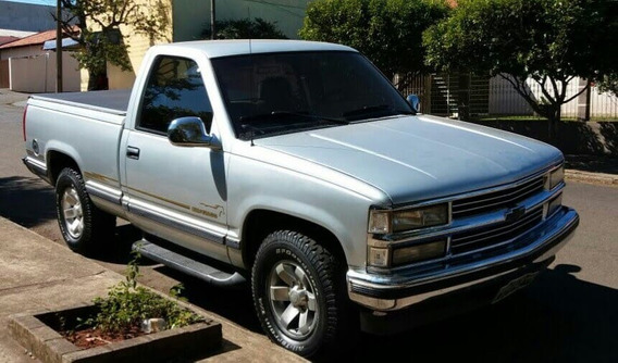 Chevrolet Silverado 4.2 Dlx Turbo 2p