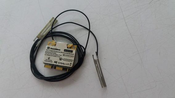 Placa Wireless + Antena All In One Aoc M92e