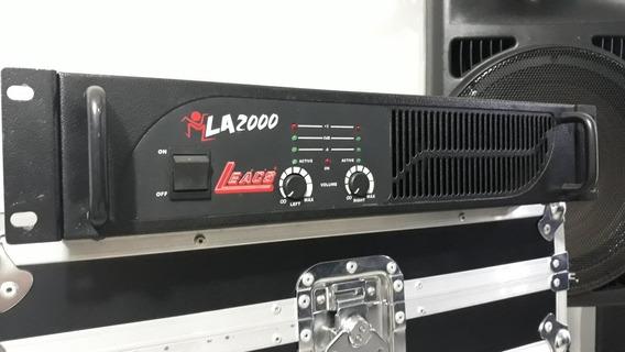Vende-se Um Amplificador Leac