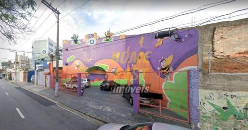 Imagem 1 de 30 de Galpão Para Alugar, 1200 M² Por R$ 22.000,00/mês - Vila Augusta - Guarulhos/sp - Ga0375
