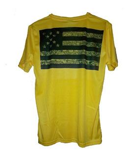Remera Camiseta Peñarol Bandera Hinchada Manya Carbonero