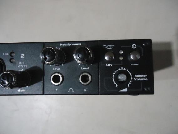 Interface M Audio Profire 610 ( Leia O Anuncio )
