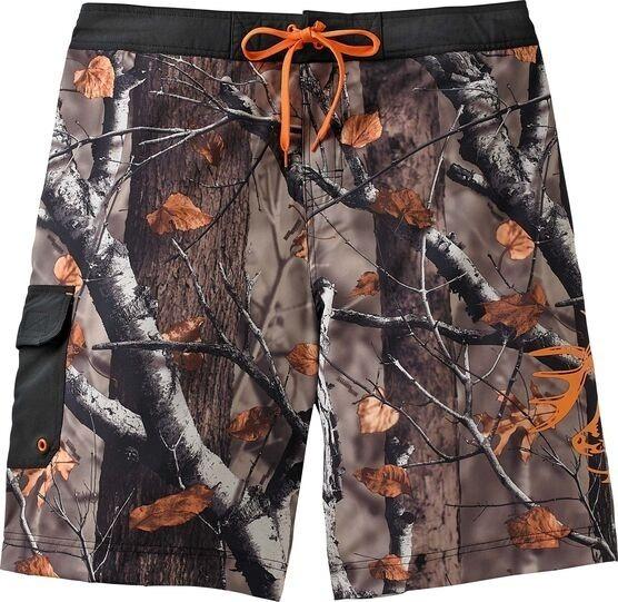 Shorts Camuflajeados Realtree Para Caballeros