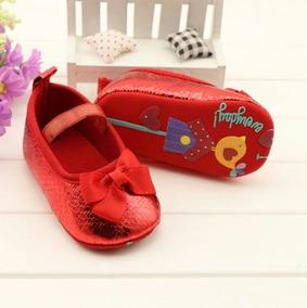 395e0f75 Zapatos Rojos De Charol Para Bebes - Ropa y Accesorios en Mercado ...