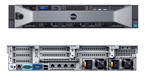 Dell Poweredge R730 2-xeon E5-2698v4 20 Nucleo 128gb