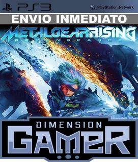 Metal Gear Rising Revengeance 19gb Ps3 Store