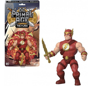 The Flash Dc Primal Age Figura De Accion Original Baloo Toys