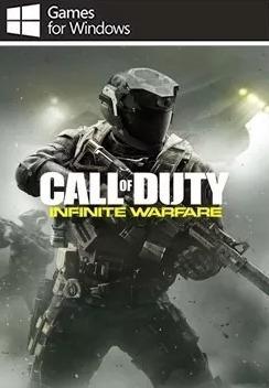 Call Of Duty Infinite Warfare Pc - Dvd (mídia Física)