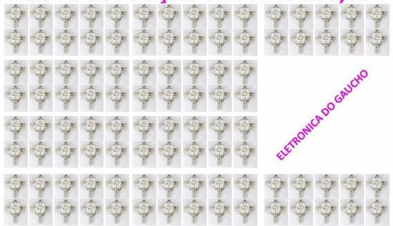 Caixa 250 Peças Tap 30db Amplificador Divisor Sinal Nanosat