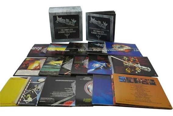 Box Albums Collection Judas Priest 19 Cd