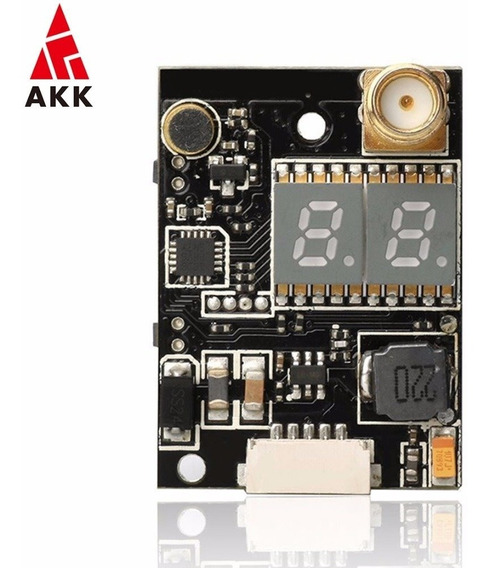 Vtx Fpv 40ch 5.8ghz 600 Mw Transmissor Áudio E Vídeo