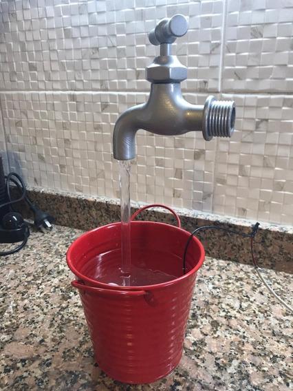 Canilla Mágica - Fuente De Agua - Chica