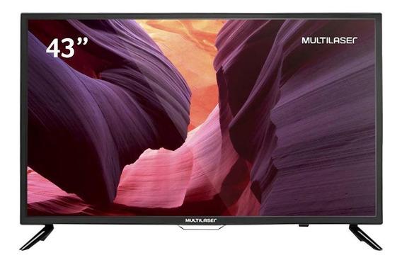 """TV Multilaser Full HD 43"""" TL003"""