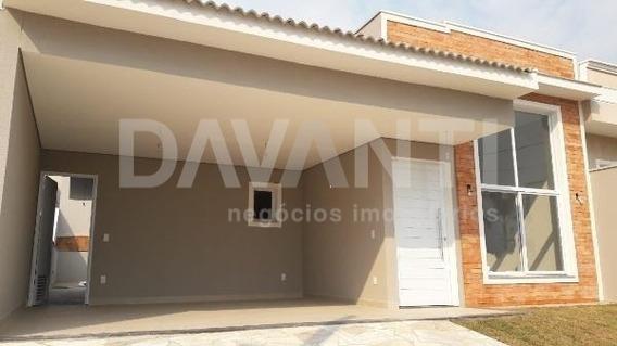 Casa À Venda Em Condomínio Residencial Flor Da Serra - Ca000345
