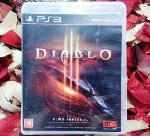 Diablo 3 - 100% Português - Mídia Física - Ps3 - Impecável