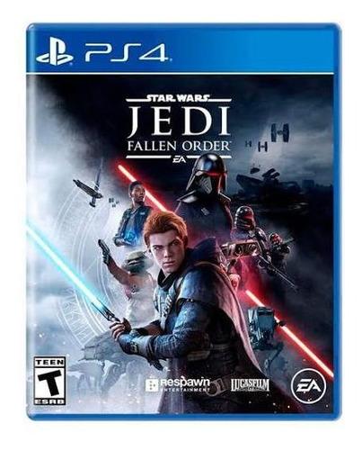 Imagen 1 de 1 de Star Wars Jedi Fallen Order Ps4
