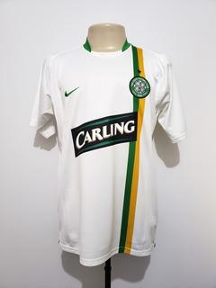 Camisa Futebol Oficial Celtic Escócia 2006 Third Nike G