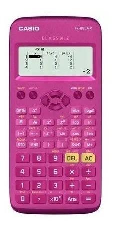 Calculadora Científica Classwiz Fx-82lax 275 Funções