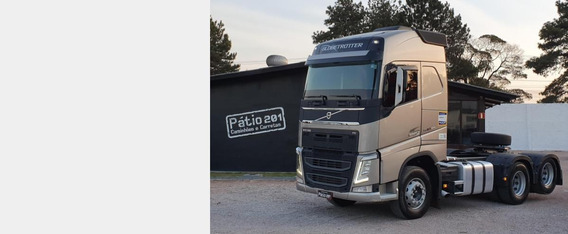 Volvo New Fh 540 6x4 2018 Bug Leve Baixo Km Ishift