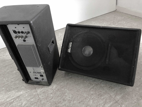 Caixa De Som Mark Audio Ca 500